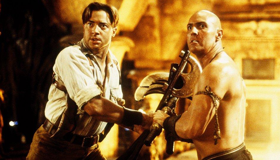 Актеры фильма мумия 1 часть фильмы со сталлоне список в главной