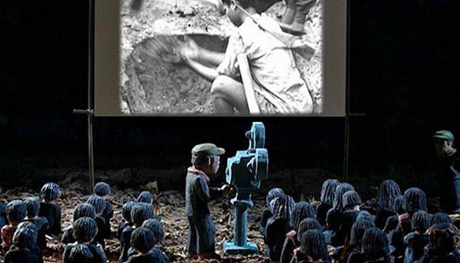 Кино: «Исчезнувшее изображение»