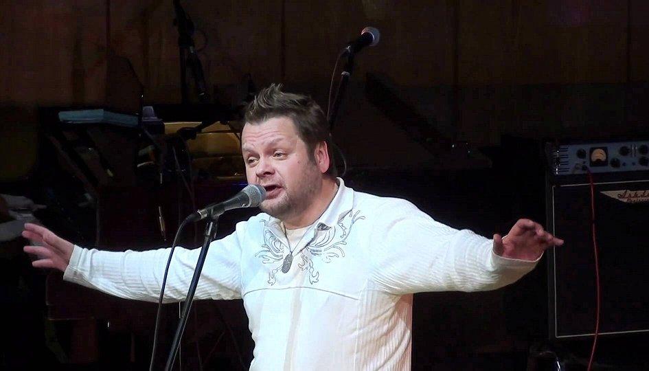 Концерты: Вадим Степанцов и «Бурлеск оркестр»