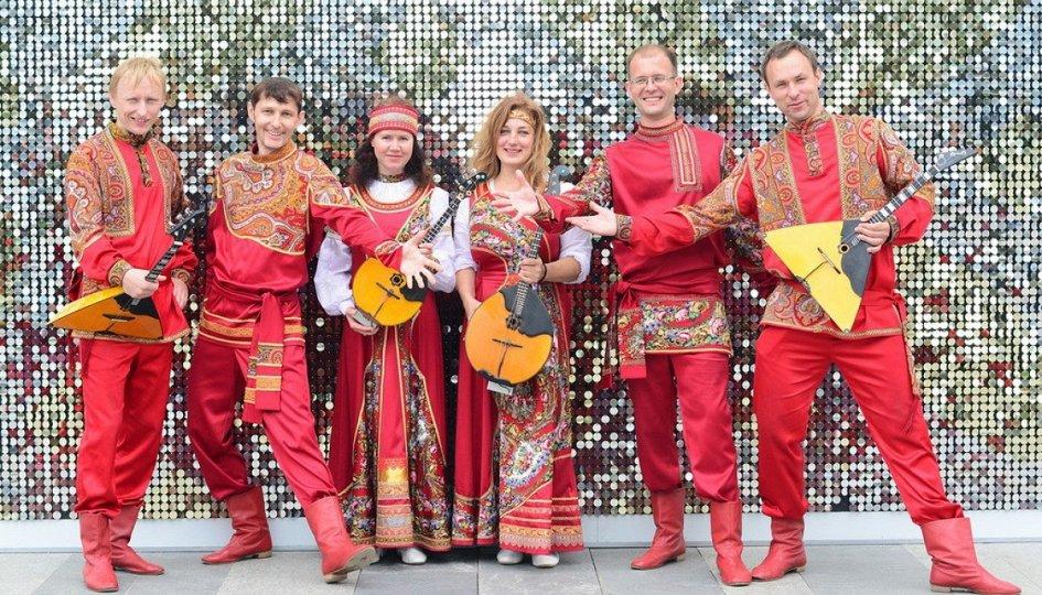 Концерты: «Волга Folk Band»