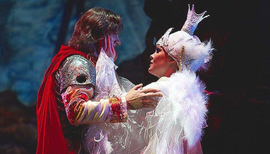 Театр: Лукоморье, Москва
