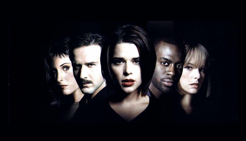 Кино: «Крик-3»