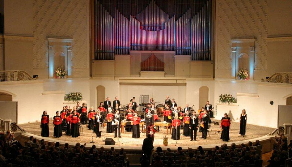 Концерты: «Безрассудство и страсть»