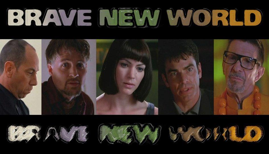Кино: «Дивный новый мир»