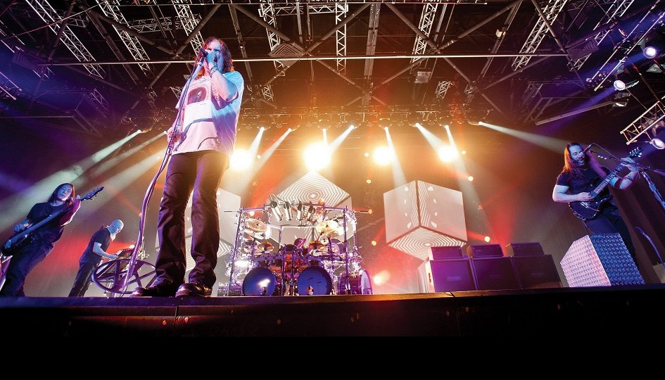 Кино: «Dream Theater: Live at Luna Park»