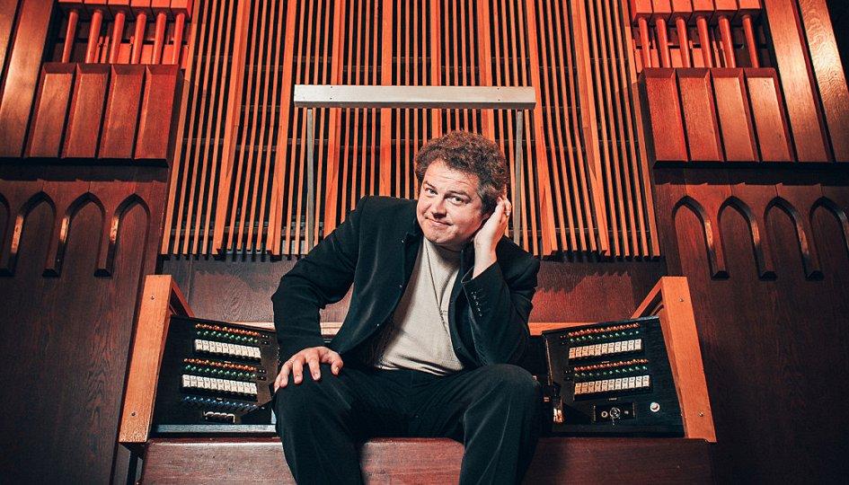 Концерты: Андрей Бардин (орган)