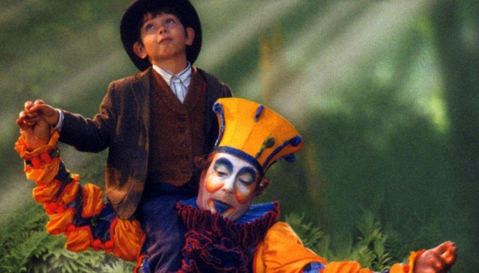 Кино: «Цирк Солнца»