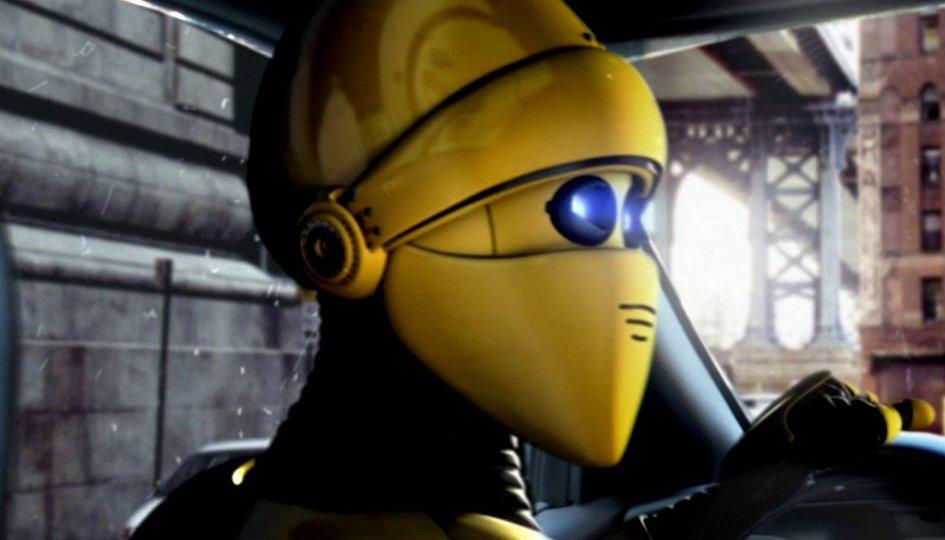Кино: «Гленн, летающий робот»