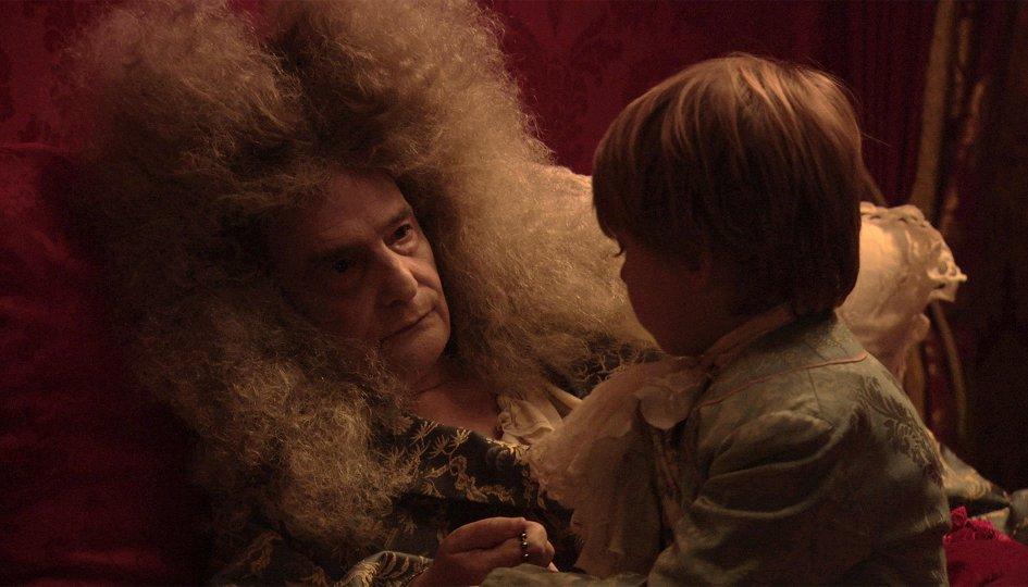 Кино: «Смерть Людовика XIV»