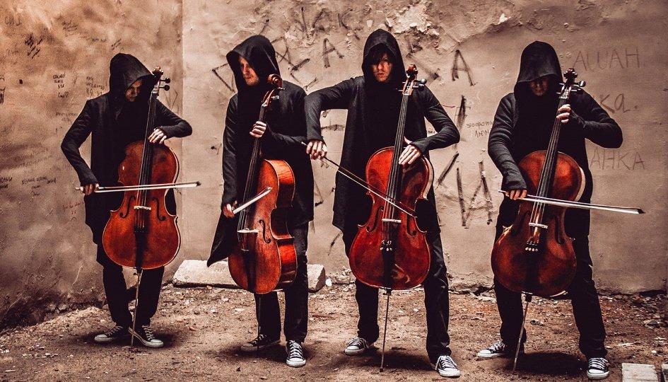 Концерты: RockCellos