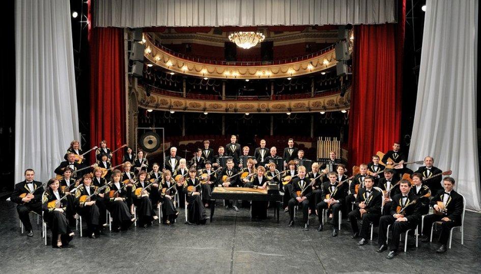 Концерты: «Кубанская рапсодия»: «Виртуозы Кубани»