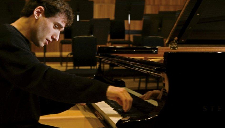 Концерты: Борис Гильтбург