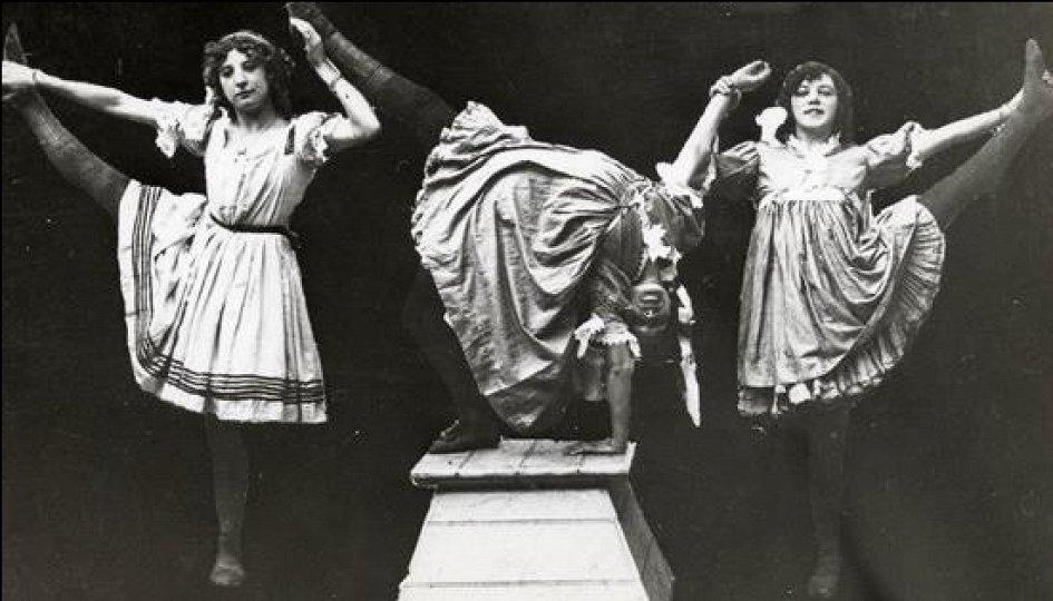 Кино: «Шоу шоу: 100 лет водевиля, цирка и карнавала»