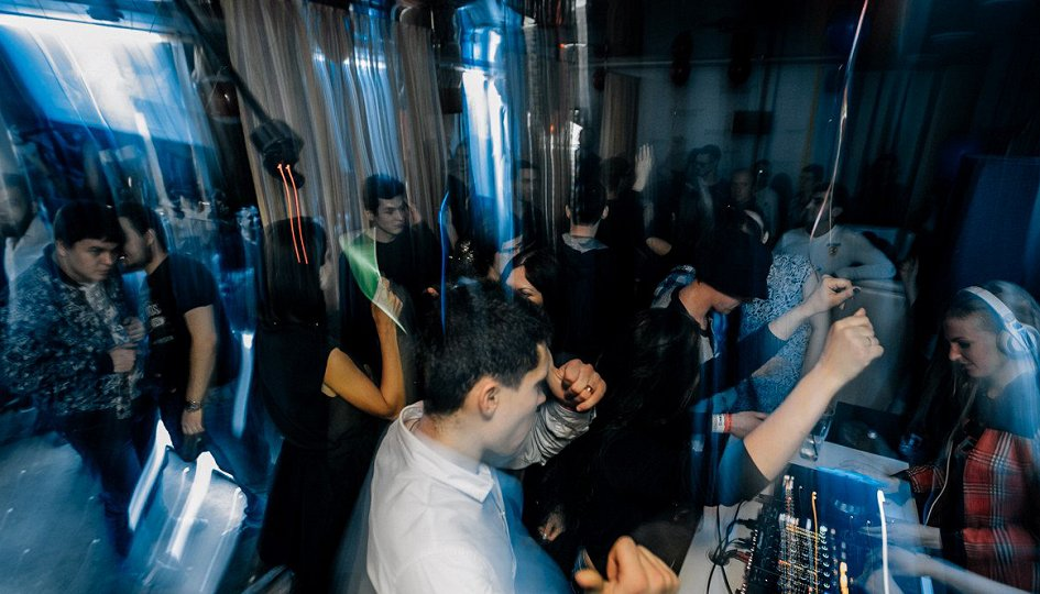 Концерты: «Absorbed»: DJ Misha Klein