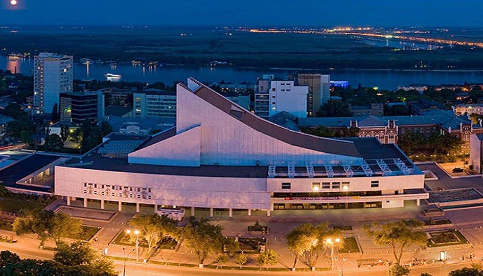 Муз театр ростов официальный сайт афиша проверка билета по номеру концерт