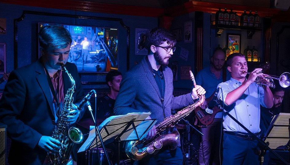 Концерты: «Jazz & Fusion»: Diffusion