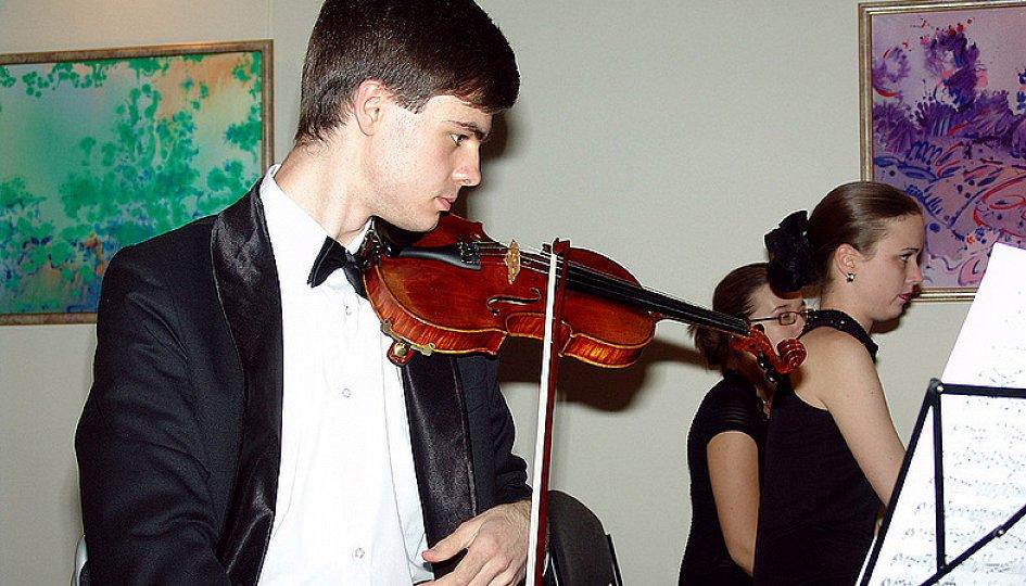 Концерты: Струнный квартет оркестра musicAeterna