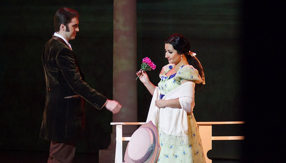 Театр: Евгений Онегин, Волгоград