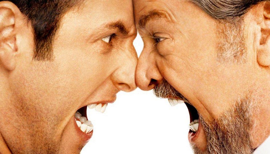 Кино: «Управление гневом»