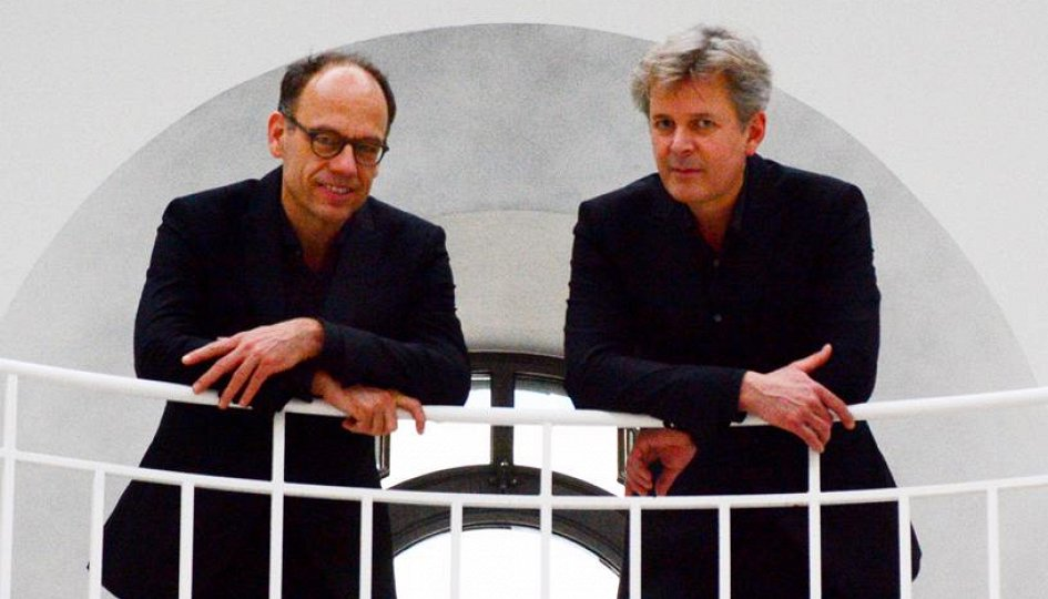 Концерты: «Космос»: Андреас Грау, Гетц Шумахер