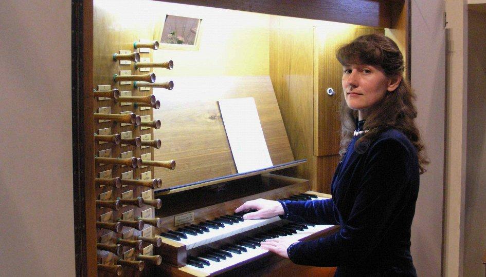 Концерты: Виктория Гамазова (орган)