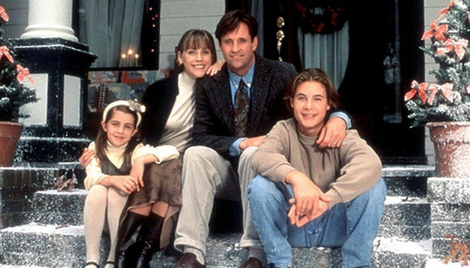 Кино: «Рождество каждый день»