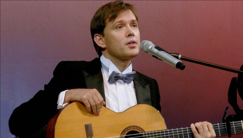 Концерты: Олег Погудин (тенор)