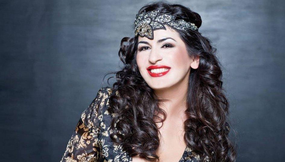 Концерты: «Звезды мировой оперной сцены»: Вероника Джиоева
