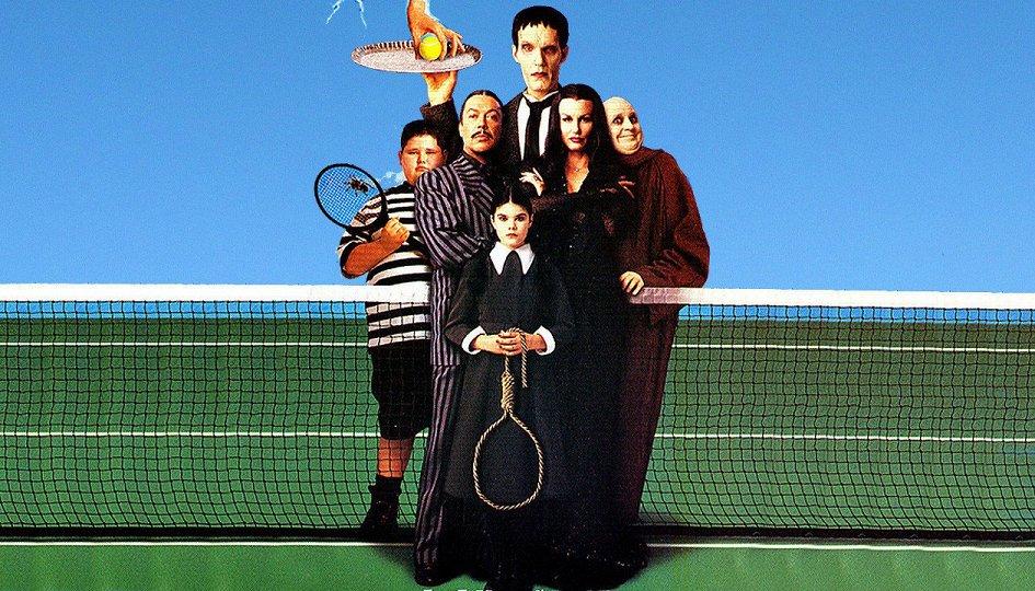 Кино: «Семейка Аддамс: Воссоединение»
