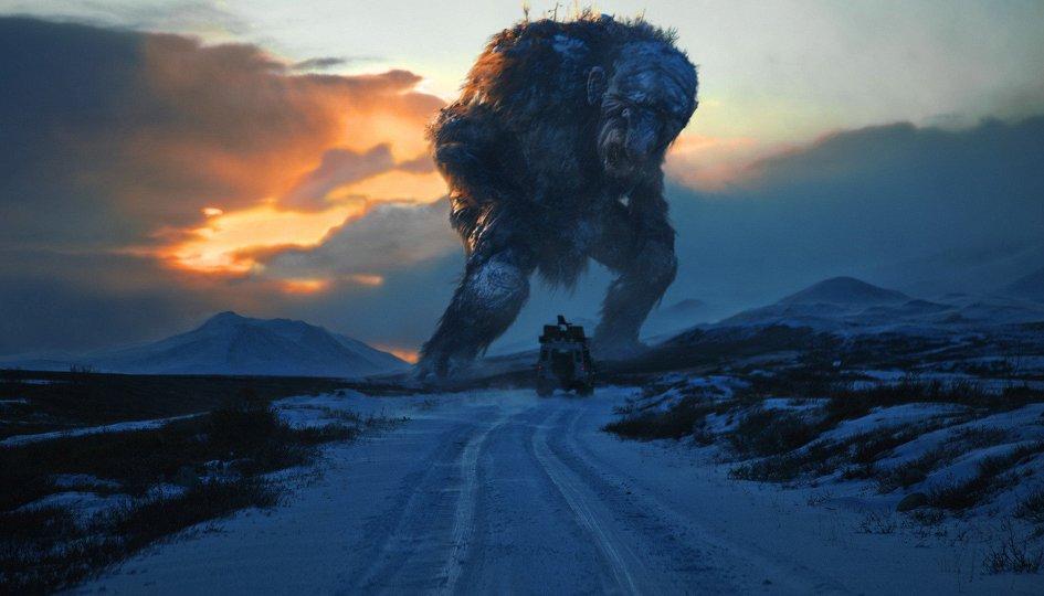 Кино: «Охотник на троллей»