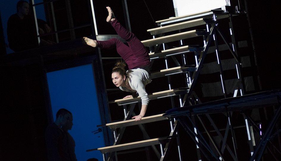 Театр: Реверс, Москва