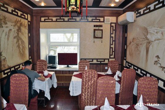 Китайский ресторан спб гороховая