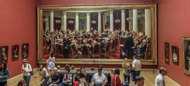 fitcher: Благотворительный проект Русского музея и «Двух палочек»