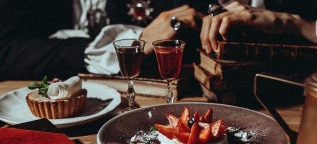 fitcher: День святого Валентина в московских ресторанах
