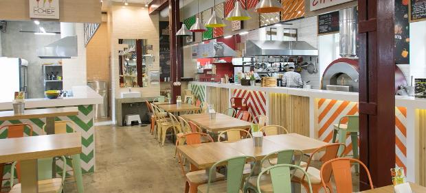 fitcher: Открытие: Food Store