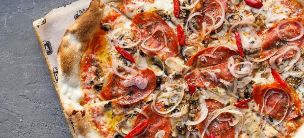 fitcher: Luka Pizza в Краснодаре