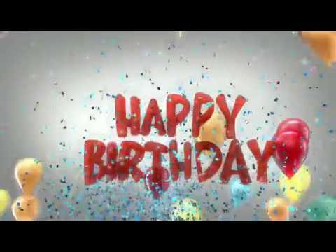 Happy birthday audio song free download mp3 - YouTube