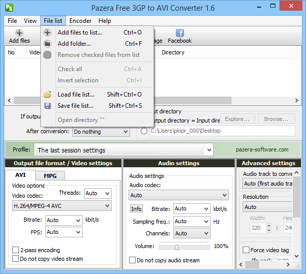 Convert video to MP4 - Online video converter