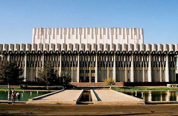 Каквыглядят футуристичные здания времен СССР