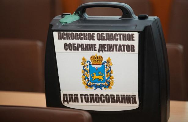 Псковские единороссы избрали руководителя фракции воблдуме вместо погибшего вДТП