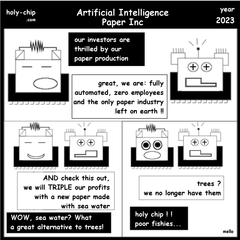 Artificial intelligence paper
