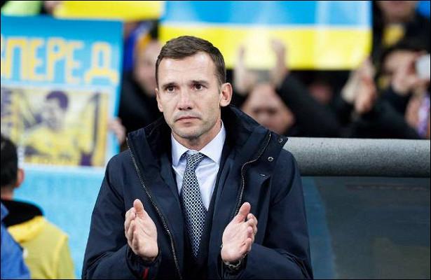 Шевченко высказался опоражении отГермании