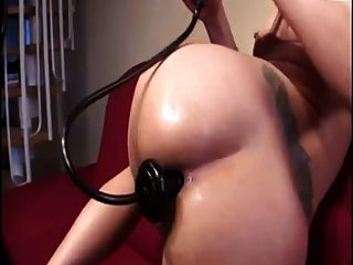 Cock and ass sex toy