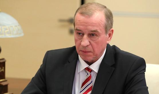 Губернатор Левченко попал подмедвежью лапу