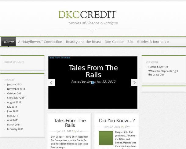 Xoom financial history journal update