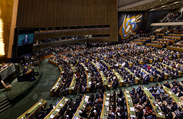 TheGuardian (Великобритания): Россия иКитай вошли всостав Совета поправам человека, аСаудовской Аравии сделать этонеудалось