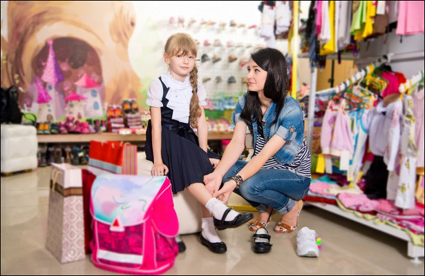 Правильная обувь дляребенка иподростка: школа, улица, спортзал