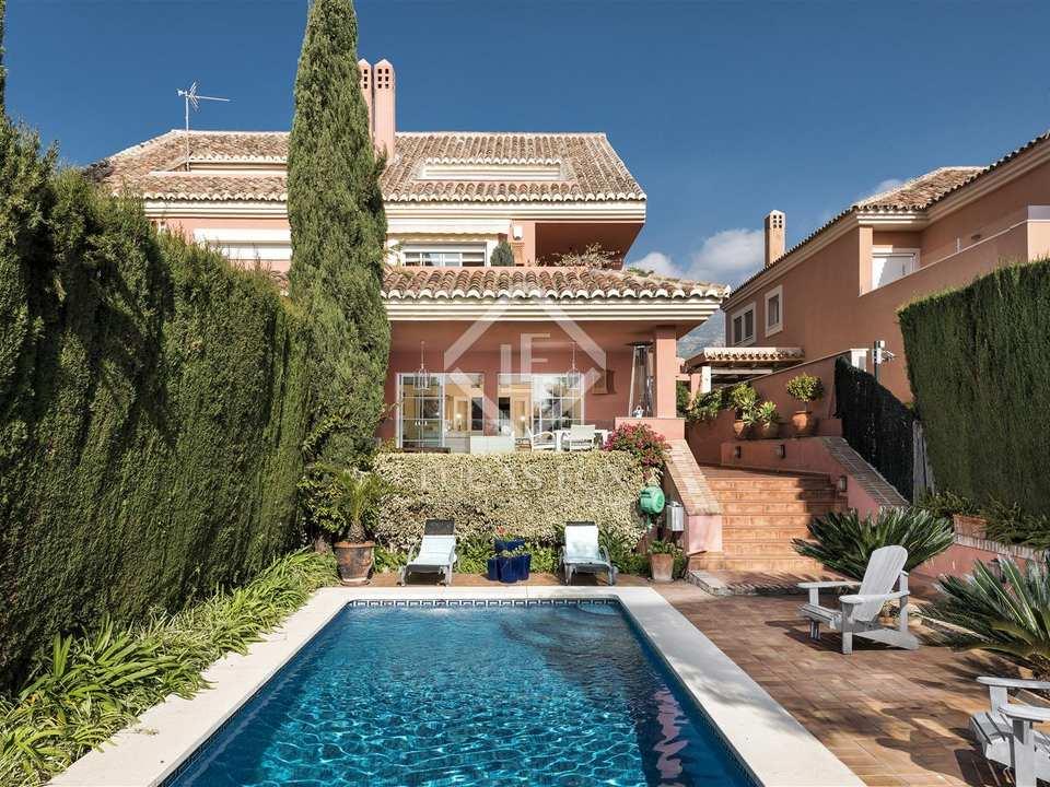 Недвижимость в испании золотая миля