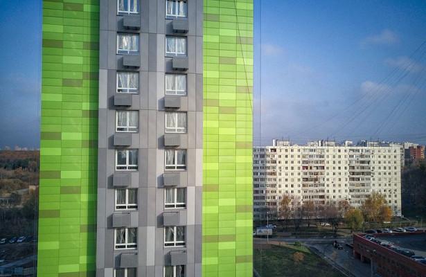 120тысяч москвичей получат квартиры