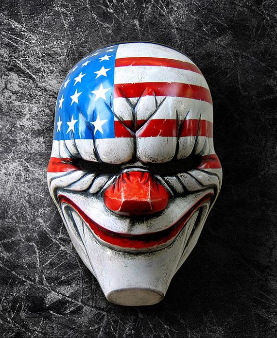Dallas payday mask